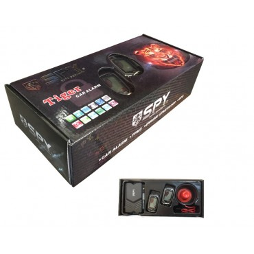 Alarme SPY Pager Tyger 5000m Carro