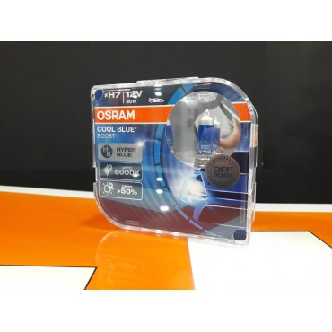 Osram Cool Blue Boost H7