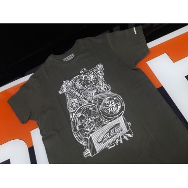 T-Shirt STC Dark Grey