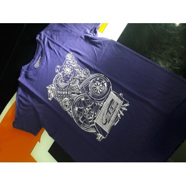T-Shirt STC Urban Purple