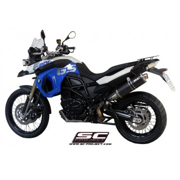 Escape SC Project Oval R600 BMW - F 800 GS