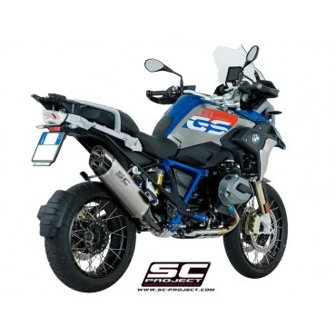 Escape Adventure SC Project BMW - R 1200 GS '13-16