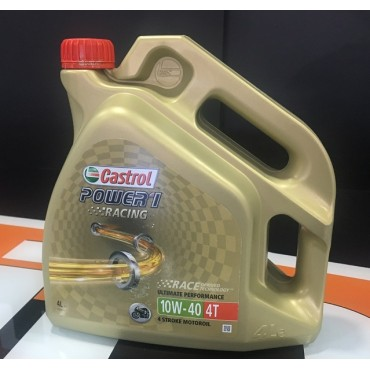 Oleo Castrol Power 1 Racing 4L