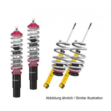 LOWTEC Coilover HiLOW H9.1 BMW 1 E81-88 Year: 09.04-
