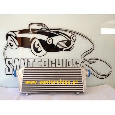 Intercooler Alumínio 700x230x65 STC Performance