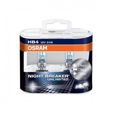 Osram Night Breaker H4