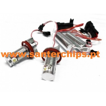 Leds 10W para Angel Eyes BMW H8 TODOS LCI