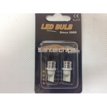 Pair of 12v LED's W5W 1SMD