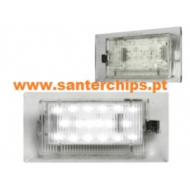 Leds Matricula BMW E46 Coupe (2004-2006)