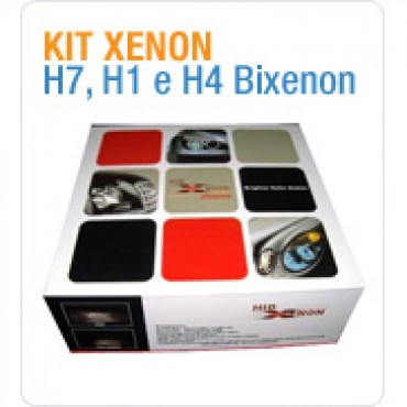 Kit Xenon H7 5000k 35w LOWCOST HID