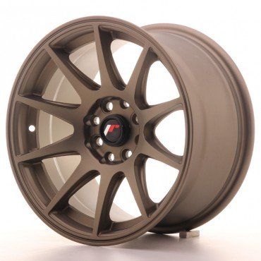 Japan Racing JR11 15x8 ET20 4x100/108 Bronze