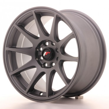Japan Racing JR11 15x8 ET20 4x100/108 Gun Metal