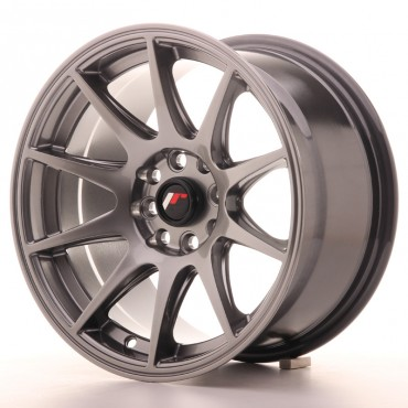 Japan Racing JR11 16x8 ET25 4x100/108 Hyper Black