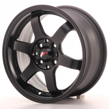 Japan Racing JR3 16x7 ET40 4x100/114 Matt Black