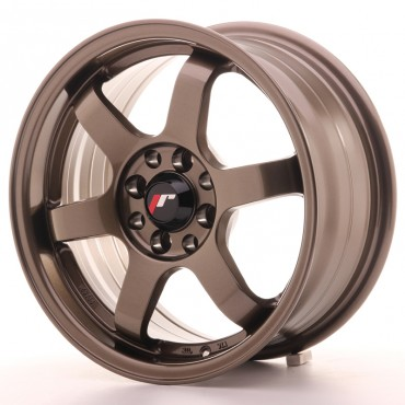 Japan Racing JR3 15x7 ET25 4x100/108 Bronze