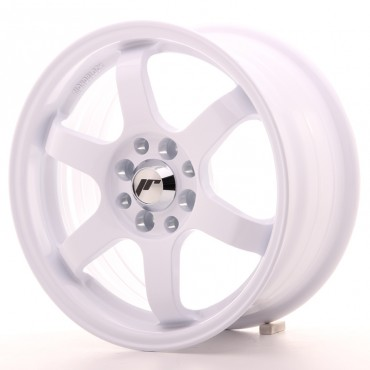 Japan Racing JR3 16x7 ET40 4x100/114 White