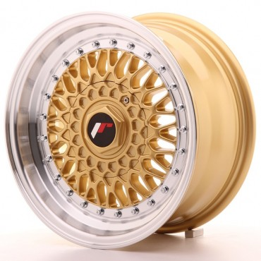 Japan Racing JR9 16x8 ET25 4x100/108 Gold